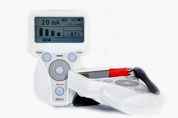 Neuromuscular Stimulator TOF monitor using blocking agents